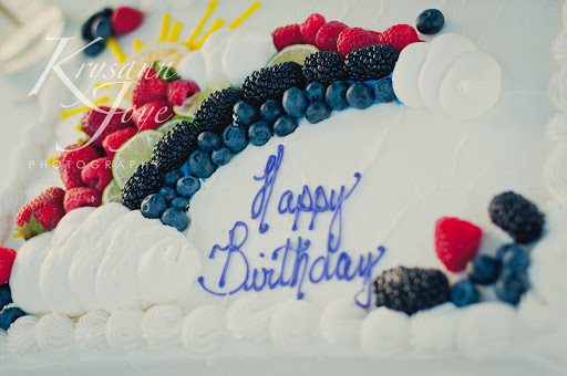 RJ's First Birthday